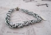 <h5>Half Byzantine Bracelet- Chris woods</h5><p>                                                   </p>
