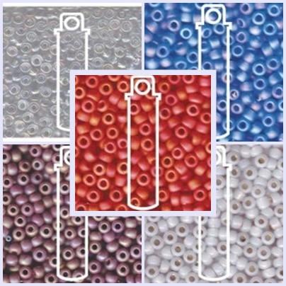 Size 5 Miyuki Round Seed beads